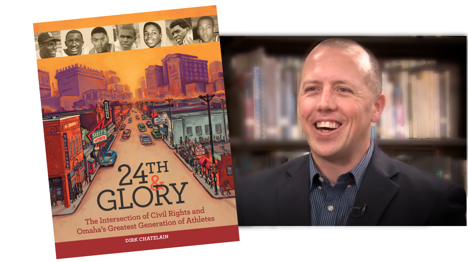 Dirk Chatelain Library 24 & Glory Website
