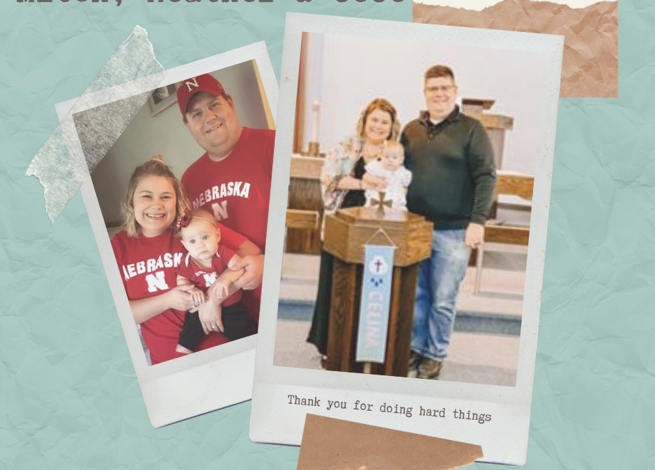 Foster Family Feature: Mitch & Heather's Family